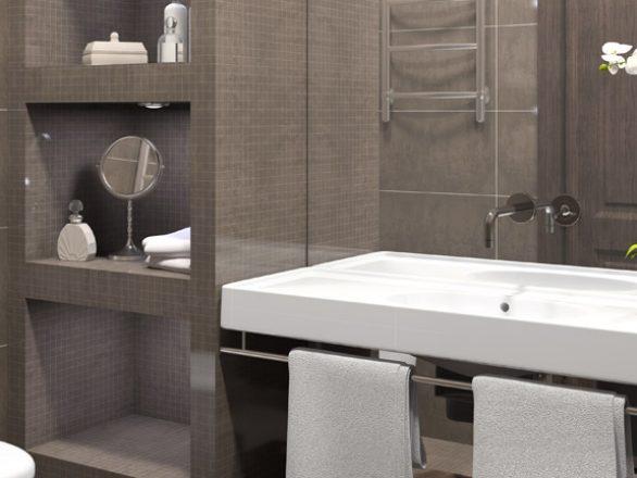 BM Diseño baño tendencia minimalista 02
