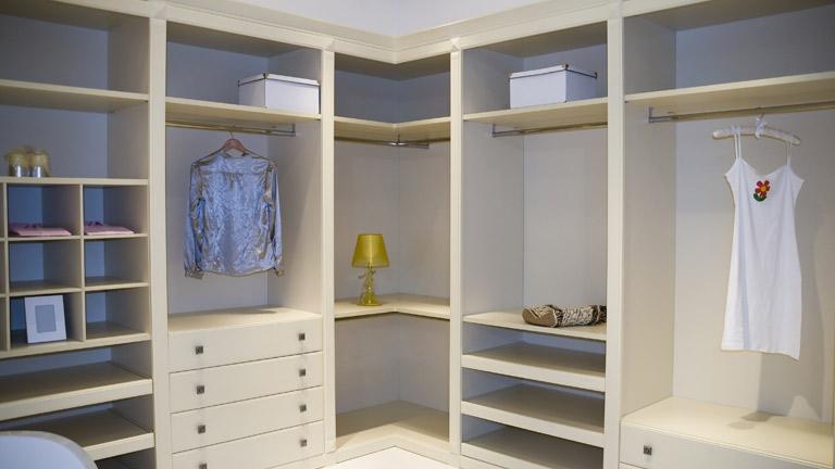 BM Diseño closet tendencia moderna vainilla 1