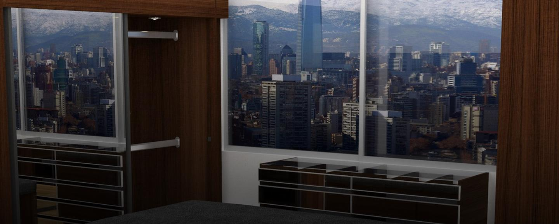 BM Diseño slide closet moderna 03