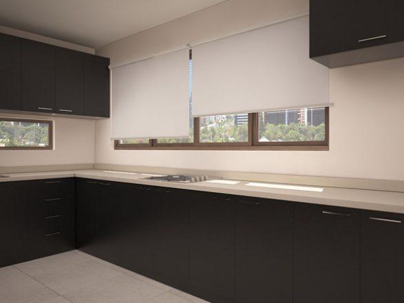 BM Diseño cocina tendencia moderna la serena 1