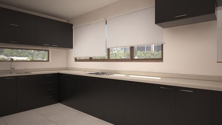 Muebles de cocina Moderna | BM Diseño